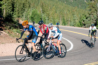 Pikes Peak Cycling Hill Climb